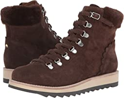 Dark Chocolate Sport Suede