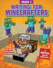 Writing for Minecrafters: Grade 2 PDF