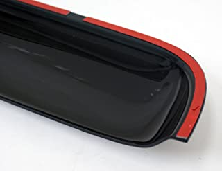 TuningPros DSVT2-094 compatible with 2001-2010 Chrysler PT Cruiser Type 2 Sunroof Moonroof Top Wind Deflector Visor Thickness 1.4mm 880mm 34.6