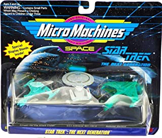 Galoob Micro Machines Star Trek: The Next Generation Collection #3