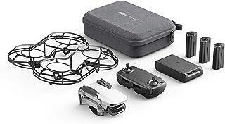 DJI Mavic Mini Combo - Drone FlyCam Quadcopter UAV with 2.7K Camera 3-Axis Gimbal GPS 30min Flight Time, less than 0.55lb...