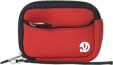 Vangoddy VGMGloveRED Mini Glove Soft Series Camera Carrying with Removable Wristlet (Red)