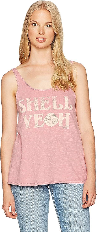 O'NEILL Women's Shell Yeah Screen Print Tank