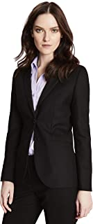5d54b0df6ffd Simon Jersey Contemporary Women's Two Button Jacket