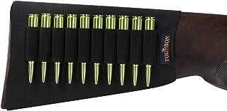comprar comparacion Tourbon Bolsa de Culata Negro de Elástico Soportar 10 Rifle Balas- Dobles Manos