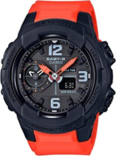 Casio CASIO Baby G BABY-G military style quartz Ladies...