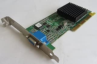 Dell ATI Rage 128 PRO Ultra AGP Video Card 109-73100-02, 1027311402, 02G813