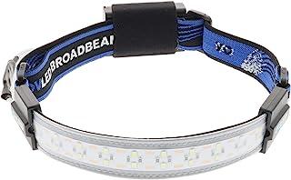 OV LED 802100 Broadbeam LED Headlamp, Ultra-Low Profile Durable Elastic Headband,..