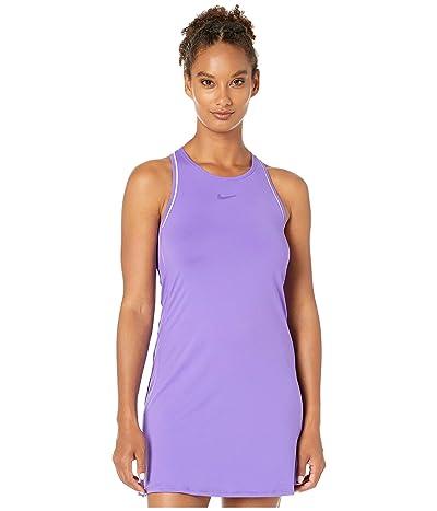 Nike Court Dry Dress (Psychic Purple/White/Psychic Purple) Women