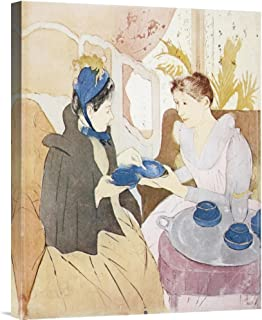 Global Gallery Budget GCS-372625-22-142 Mary Cassatt Afternoon Tea Party 1891 (2)