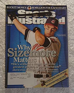 Grady Sizemore - Cleveland Indians - Sports Illustrated - May 14, 2007 - SI