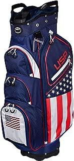 Hot-Z Golf USA Flag Cart Bag