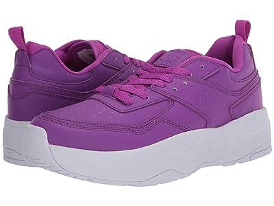 DC E.Tribeka Platform (Purple) Women