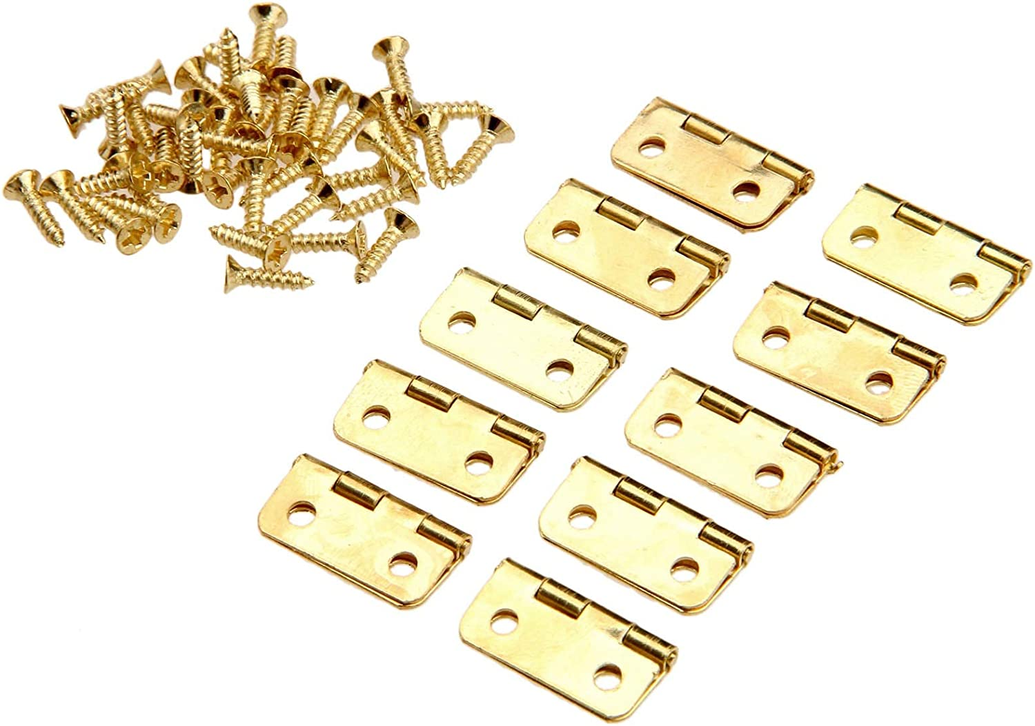 High quality new 50Pcs 18x16mm Kitchen Cabinet OFFicial store Furniture Accessories Door Hinges