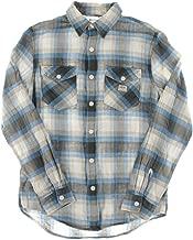 Ralph Lauren Mens Casey Vintage Plaid Button Up Shirt
