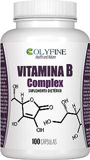Vitamina B Complex 100 Capsulas