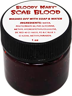 Bloody Mary Fake Scab Blood, Small