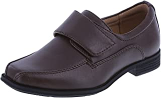 SmartFit Boys' Grant Strap Dress Shoe