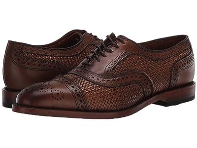 Allen Edmonds Strand Weave (Burnished Copper) Men