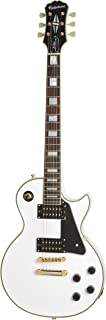 Epiphone Les Paul Custom Classic Pro - Limited Edition - Electric Guitar, Alpine White