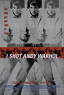 I Shot Andy Warhol 1996 Authentic 26.75