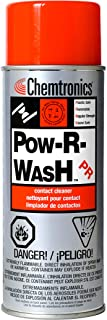 Chemtronics Pow-R-Wash Electronics Cleaner - Spray 340 G Aerosol Can - ES1605 [Price Isper Can]