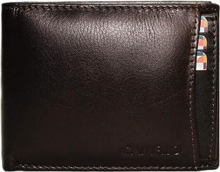 Camelio Brown Men's Wallet (CAM-BL-042)