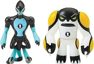 Ben 10 Alien Creation Figures 2 Pack (Cannonbolt, XLR8)
