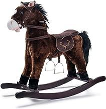 JOON Rocking Horse Pony, Dark Brown