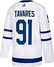 adidas John Tavares Toronto Maple Leafs NHL Men's Authentic White Hockey Jersey