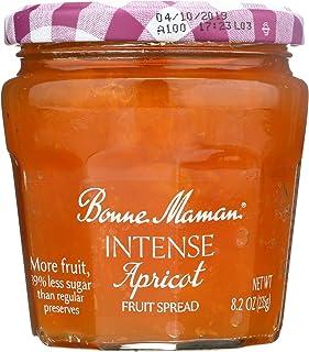 Bonne Maman Fruit Spread - Apricot Fruit Spread - Case Of 6-8.2 Oz.