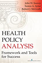 health policy analysis tools