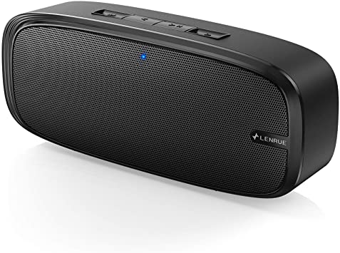 LENRUE Bluetooth Speaker Wireless Portable Speaker with Loud Stereo Sound Rich Bass 12Hour Playtime Builtin Mic Perfect for iPhone Samsung and More at Kapruka Online for specialGifts
