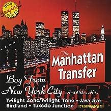 manhattan transfer new york voices