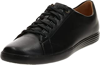 حذاء رياضي رجالي من Cole Haan مطبوع عليه Grand Crosscourt II، صوف أزرق بحري/عاجي، مقاس 13 متوسط أمريكي