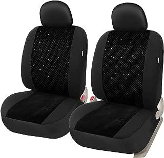 Best black velvet car seat covers Reviews