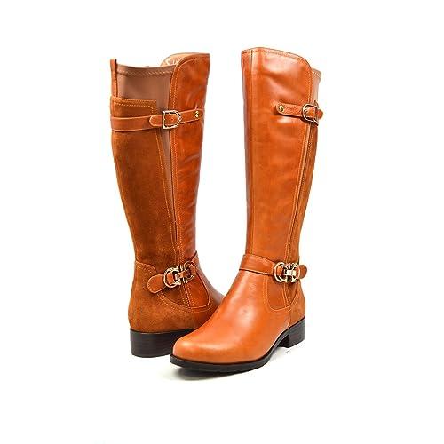1b69365d99b SoleMani Valentino Slim Calf Women s Leather Boot 13
