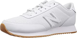 New Balance Men's 501v1 Ripple Lifestyle Sneaker, White, 6.5 D US