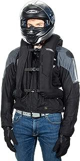 Helite Turtle 2 Black Airbag Vest for Motorcyclists (L)