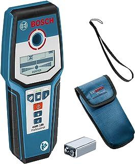Bosch Professional Regeldetektor GMS 120 (max. Detekteringsdjup trä/magnetisk metall/icke-magnetisk metall/strömförande ka...