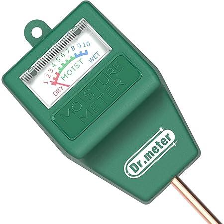 Plant Soil Moisture Monitor Hygrometer Humidity Meter Bar Moisture Meter Alarm