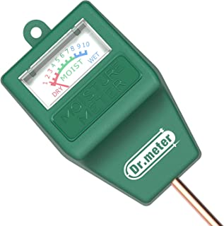 Best Soil Moisture Meter Review [September 2020]