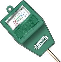 Dr.Meter S10 Soil Moisture Sensor Meter, Hygrometer Moisture Sensor for Garden, Farm,..