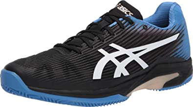 Amazon.com | ASICS Men's Solution Speed FF Clay Tennis Shoes ...