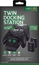 Venom Twin Docking Station with 2 X Rechargeable Battery Packs - Black - Xbox One