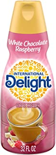 International Delight Coffee Creamer, White Chocolate Raspberry, 32 Oz