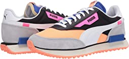 Puma Black/Fizzy Orange/High-Rise