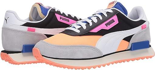 Puma Black/Fizzy Orange/High-Rise