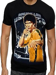 Hombres Bruce Lee Camiseta