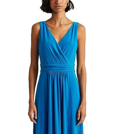 LAUREN Ralph Lauren Jersey Sleeveless Dress